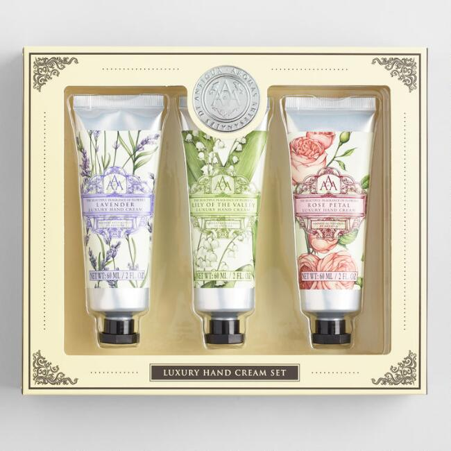 AAA Floral Hand Cream Trio Set of 3