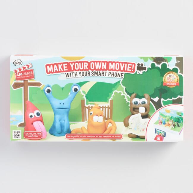 Make Your Own Movie With Your Smart Phone Kit