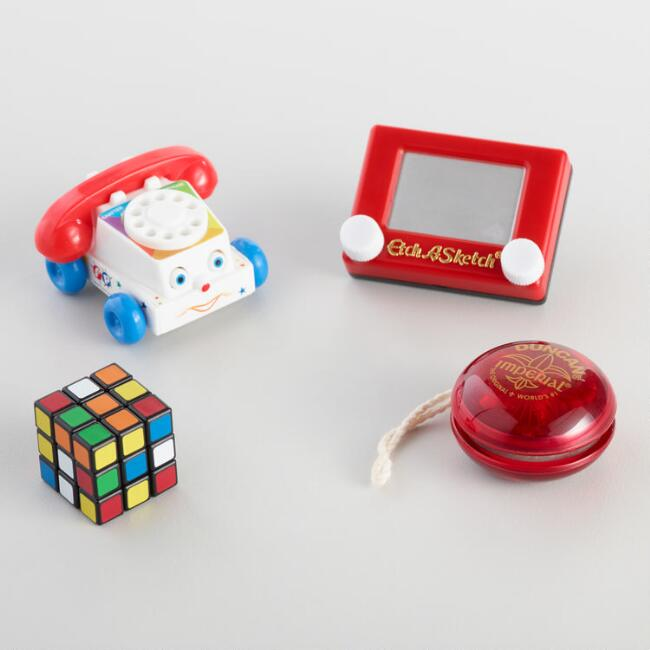 World's Smallest Toy Collection