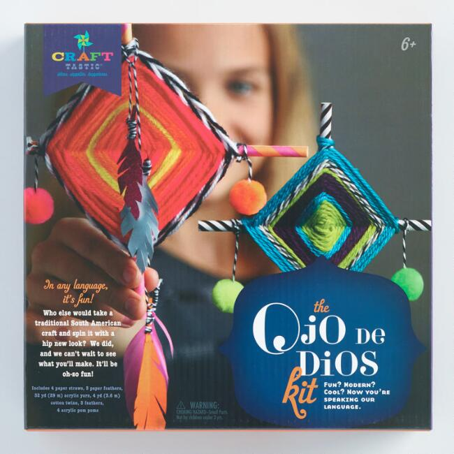 Craft-tastic Ojos De Dio Kit