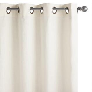 Solid Colored Curtains And Drapes World Market