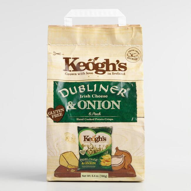 Keogh's Dubliner Cheese and Onion Chips