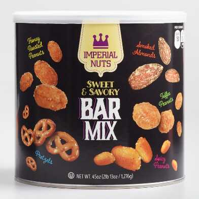 Imperial Sweet Savory Bar Nut Mix