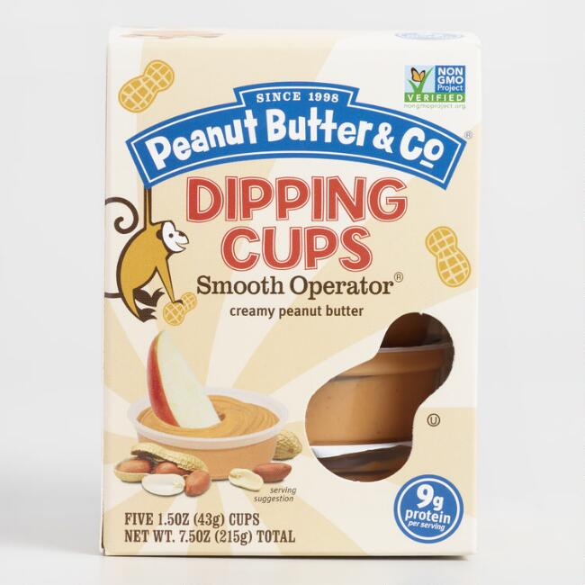 Peanut Butter and Co. Smooth Operator Dipping Cups