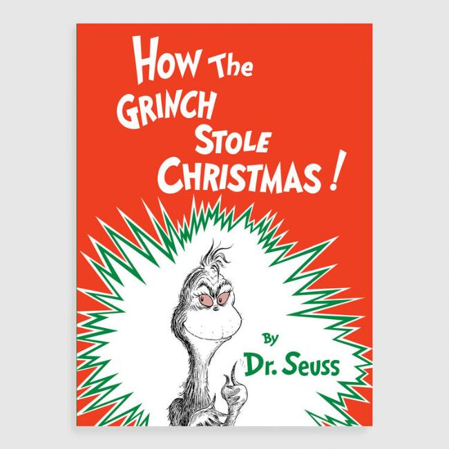 Dr. Suess How The Grinch Stole Christmas!