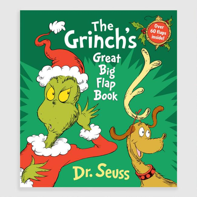 Dr. Suess The Grinch's Great Big Flap Book