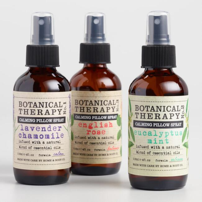 Botanical Therapy Pillow Spray Collection