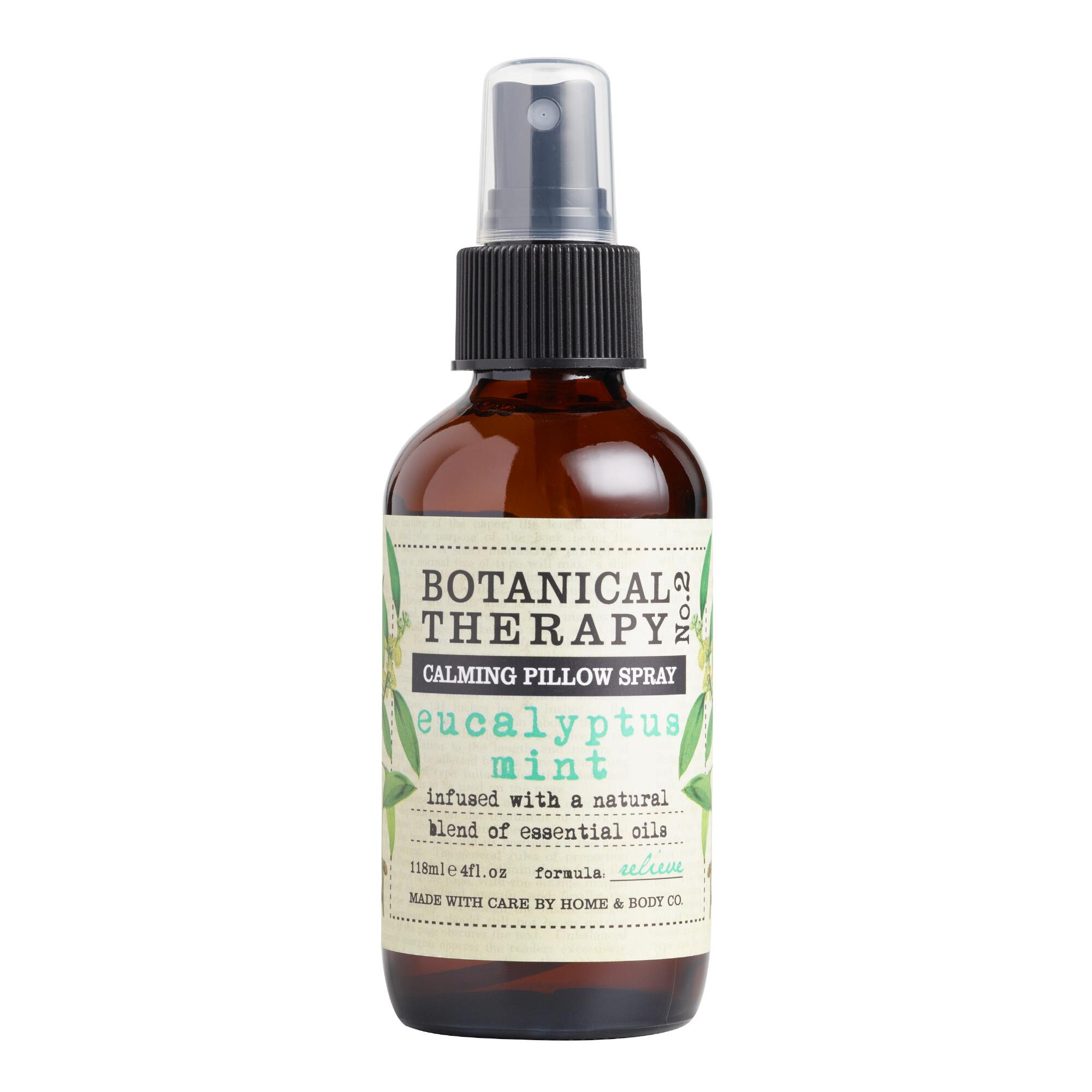Botanical Therapy Eucalyptus Mint Pillow Spray by World Market