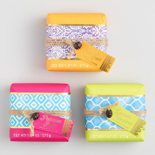 A&G Delhi Bar Soap Collection