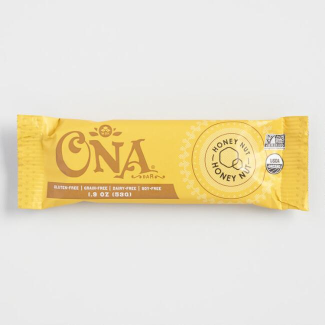 Honey Nut Ona Bar