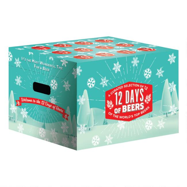 12 Days of Brews Beer 12 Pack