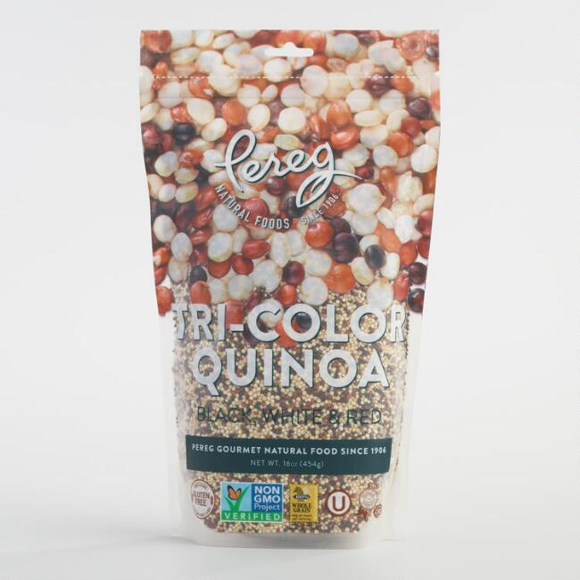 Pereg Tri-Color Quinoa
