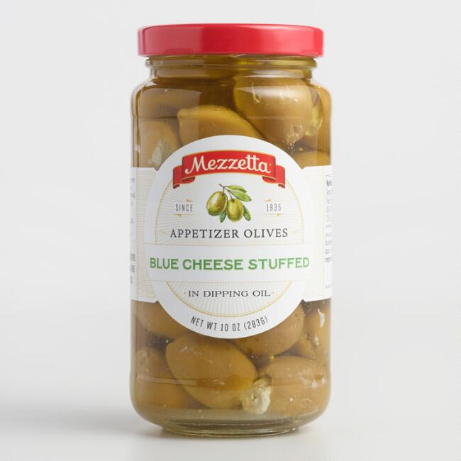 Mezzetta Blue Cheese Stuffed Olives