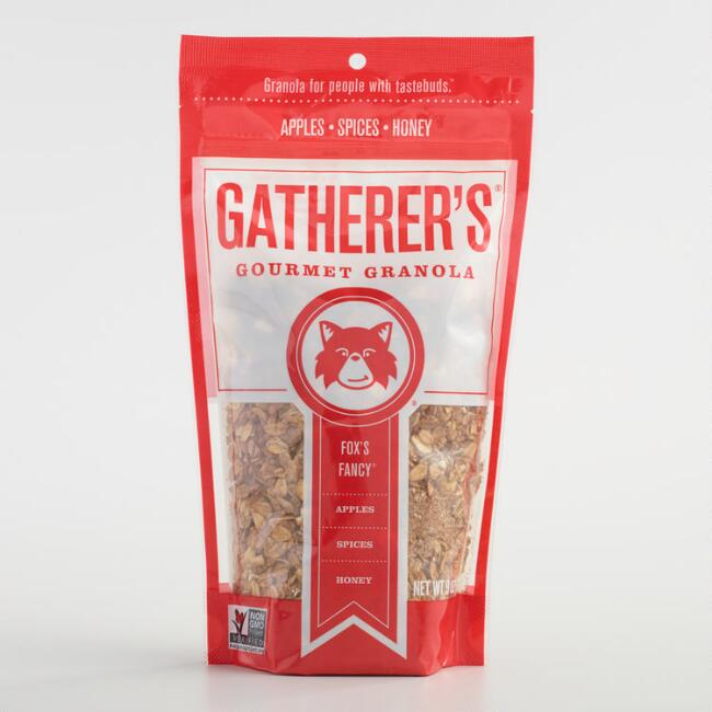 Gatherer's Gourmet Granola Fox's Fancy