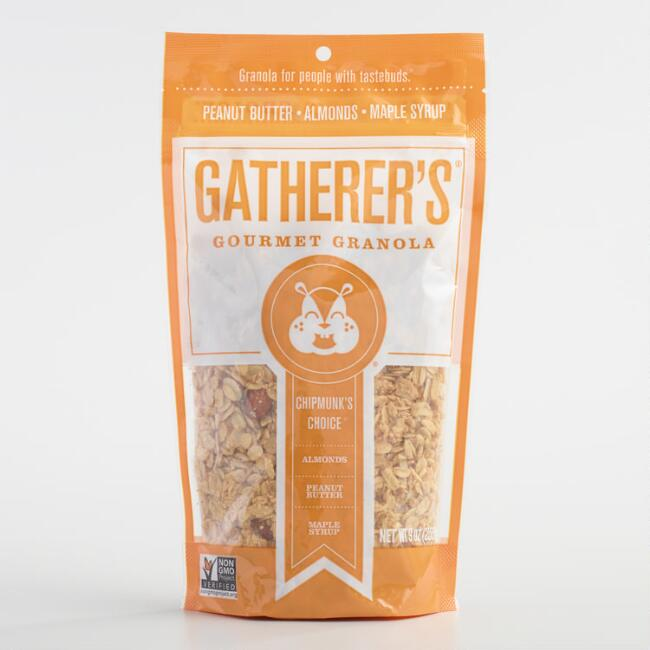 Gatherer's Gourmet Granola Chipmunk's Choice