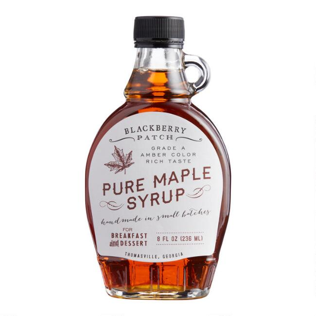 Blackberry Patch Pure Maple Syrup