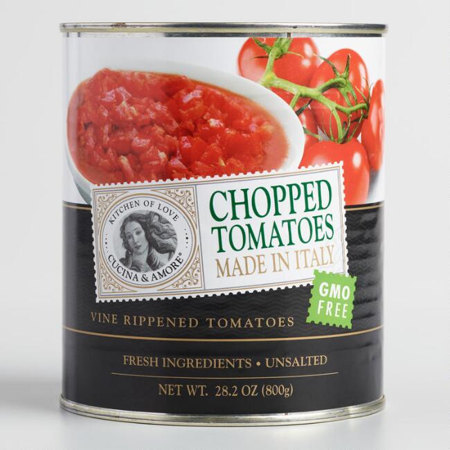 Cucina & Amore Organic Chopped Tomatoes