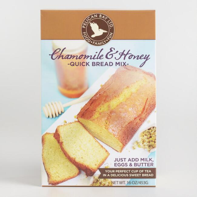 Pelican Bay Chamomile and Honey Quick Bread Mix