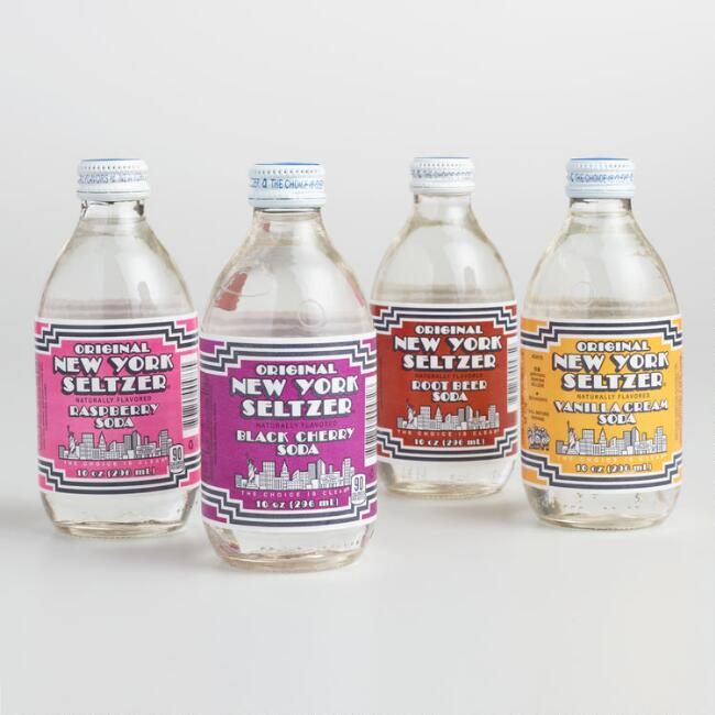 Original New York Seltzer Variety Pack