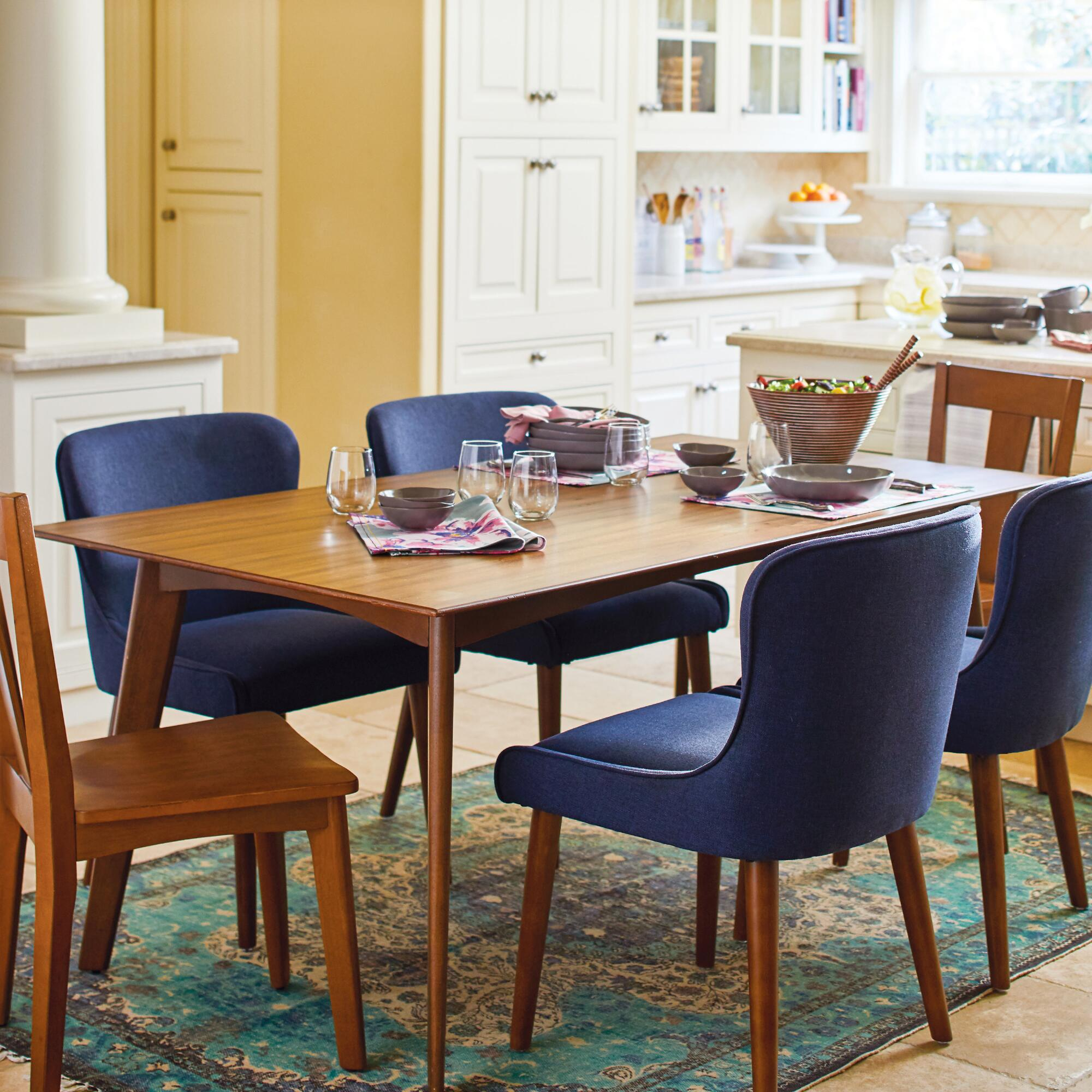 Weston Mid Century Dining Collection-Dining Room Collections ...