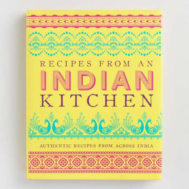 Recipes From An Indian Kitchen Cookbook