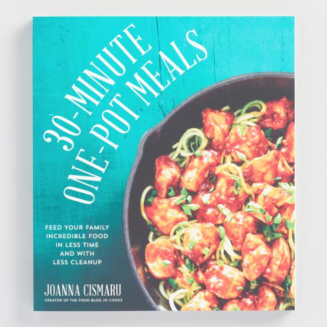 30 Minute One Pot Meals Cookbook