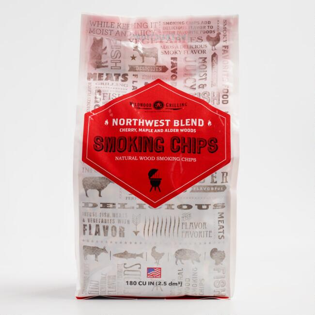 Northwest Blend Wood Smoking Chips