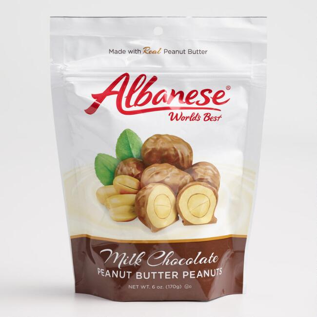Albanese Double Dipped Peanuts