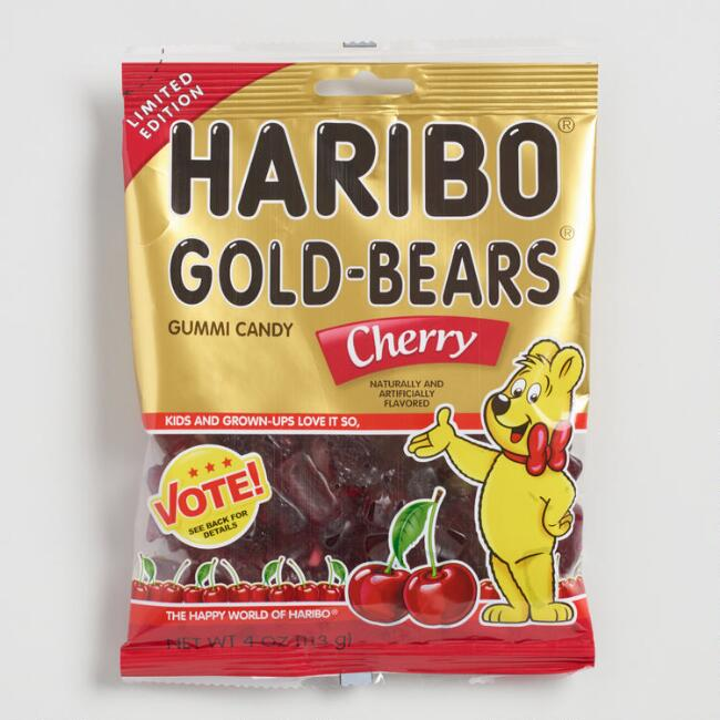 Haribo Cherry Gold Bears