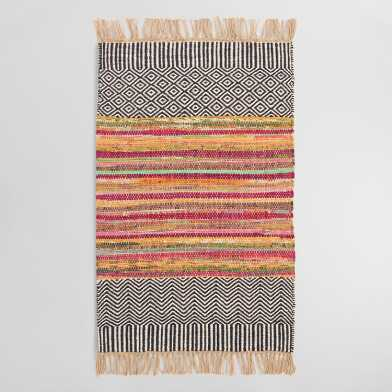 Patterned Kitchen Rugs