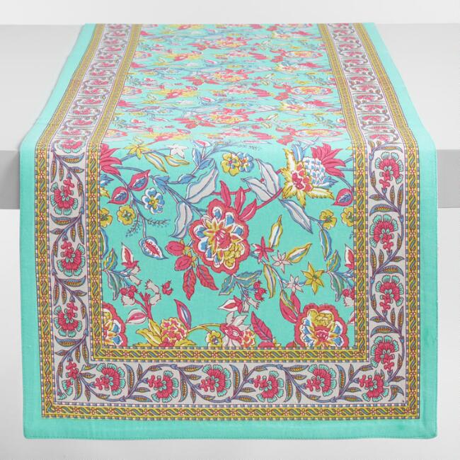 Floral Sarita Table Runner