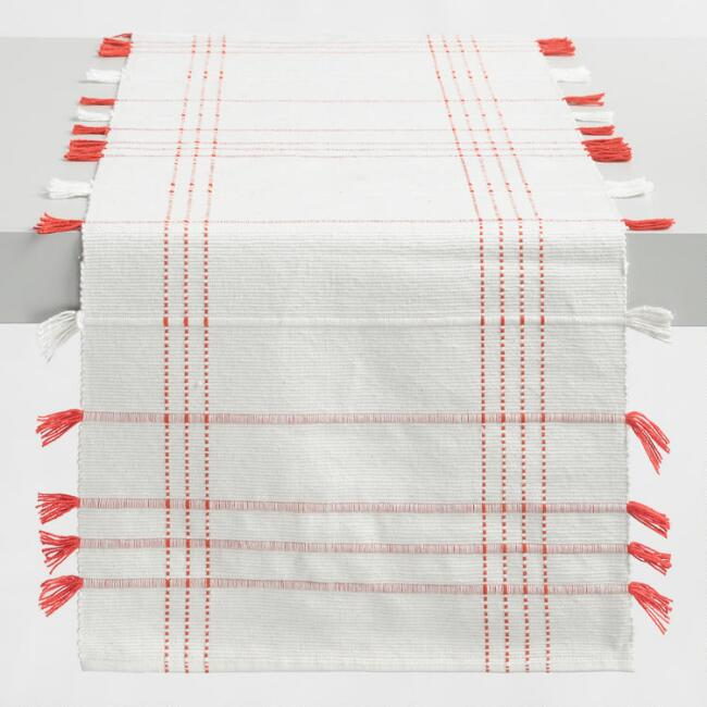 Woven Ziva Table Runner