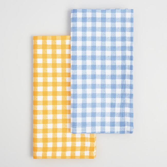 Gingham Napkins Collection