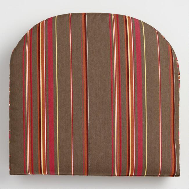 Sunbrella Brownstone Stanton Gusseted Outdoor Chair Cushion