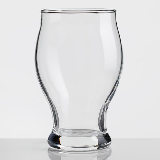 Barlow Pilsner Glasses Set of 4