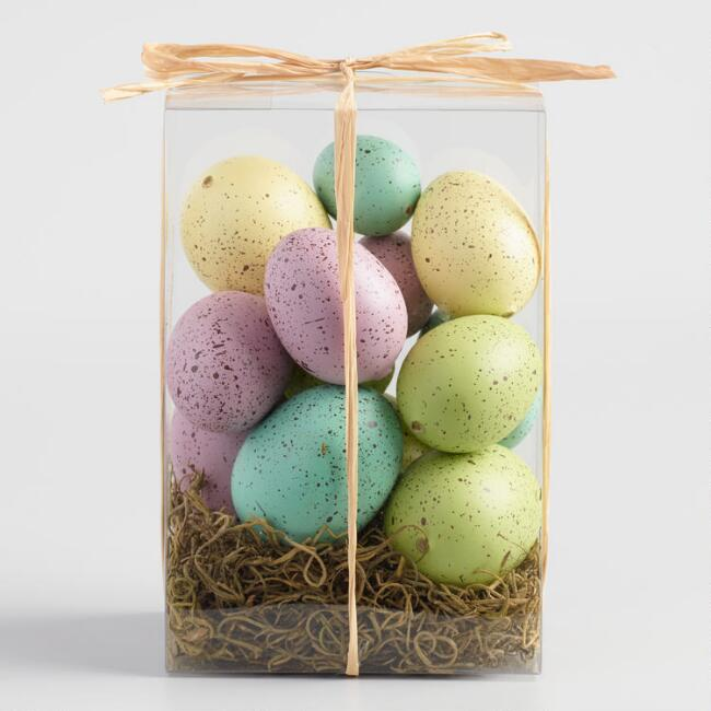 Boxed Pastel Eggs 13 Pack