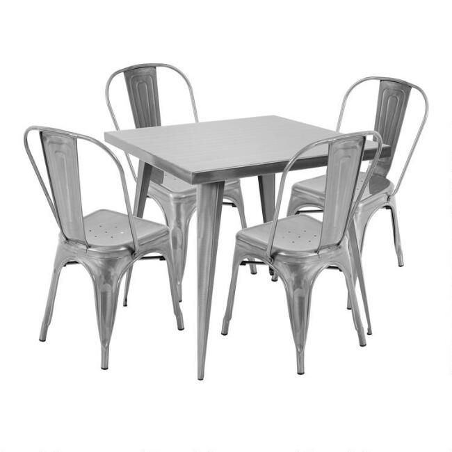 Talise Cafe Table and Chairs Collection