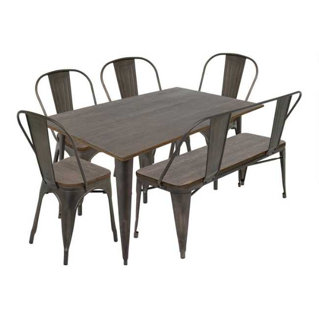 7096a968ab54e3 Dining Room Furniture Sets, Table & Chairs | World Market