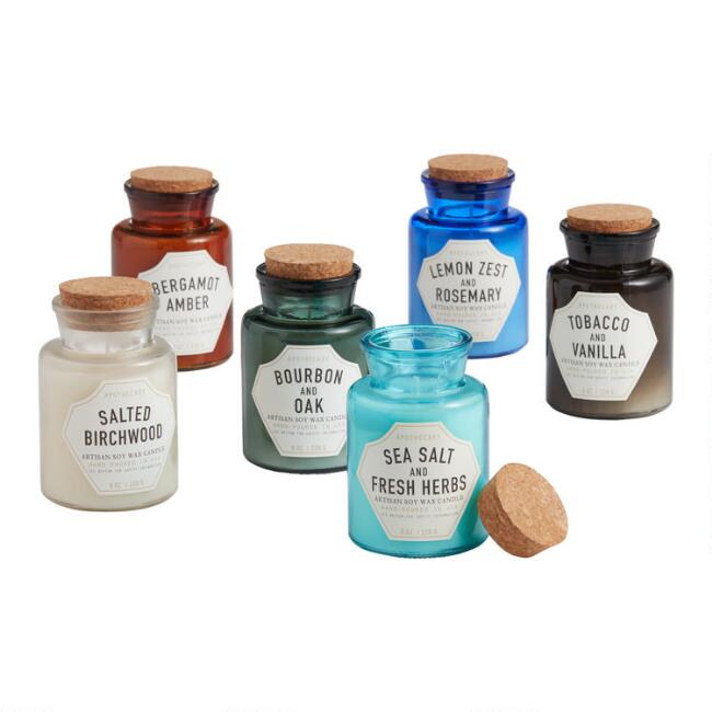 Paddywax Old Fashioned Filled Candle Collection