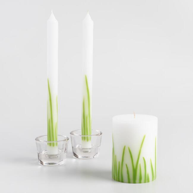 Grass Candle