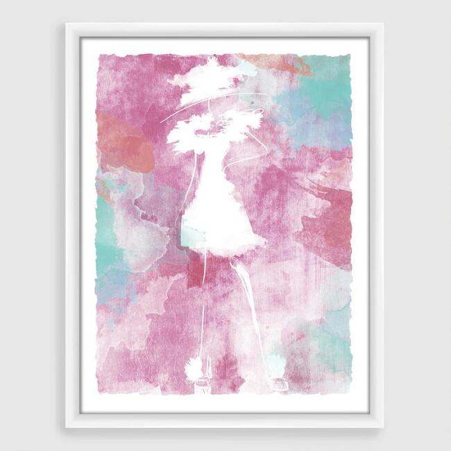 Fashion II Framed Print