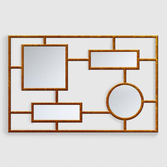 Multi Shape Cleo Mirror