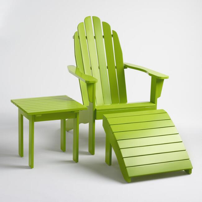 Foliage Green Adirondack Collection