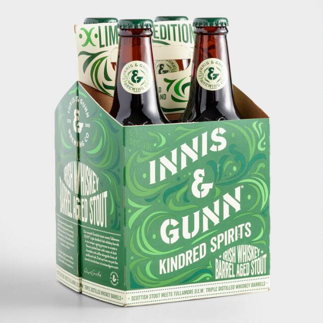 Innis and Gunn Seasonal Beer 4 Pack