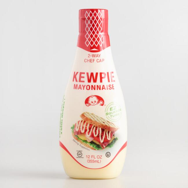 Kewpie Mayonnaise Squeeze Bottle