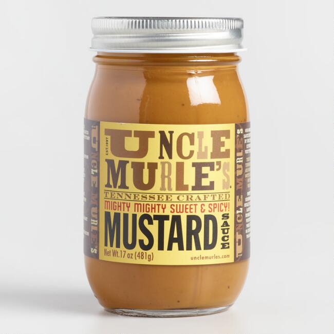 Uncle Murle's Mustard Sauce