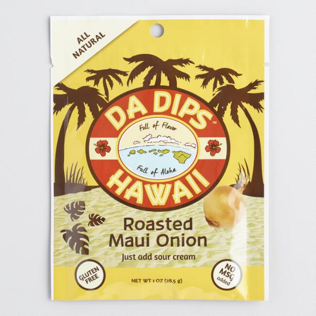 Da Dips Hawaii Roasted Maui Onion Mix