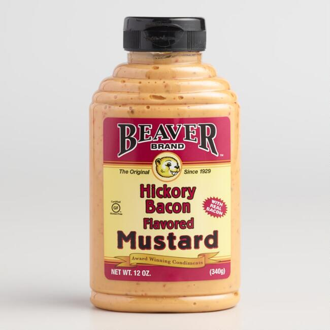 Beaverton Hickory Bacon Mustard