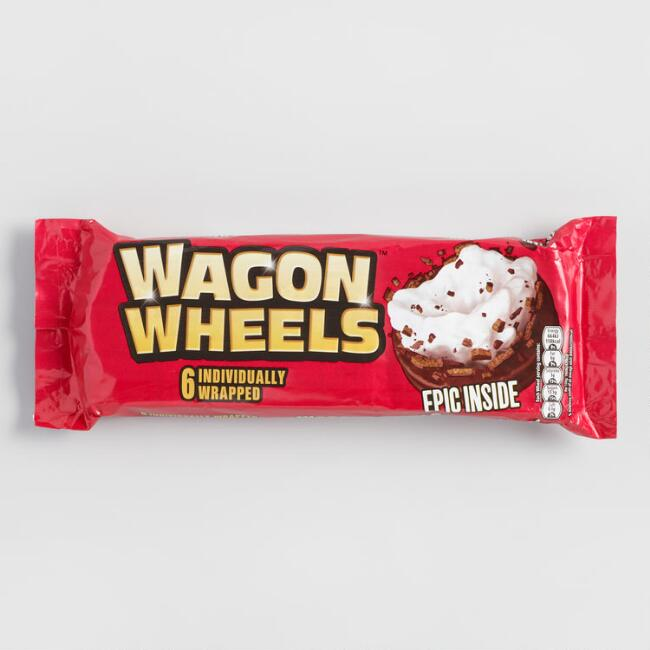 Burtons Wagon Wheel Cookies