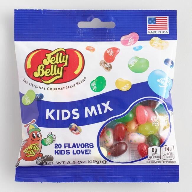 Jelly Belly Kids Mix Bag